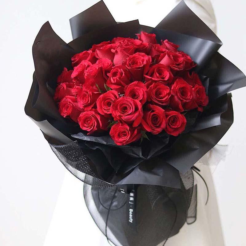 36支红玫瑰
