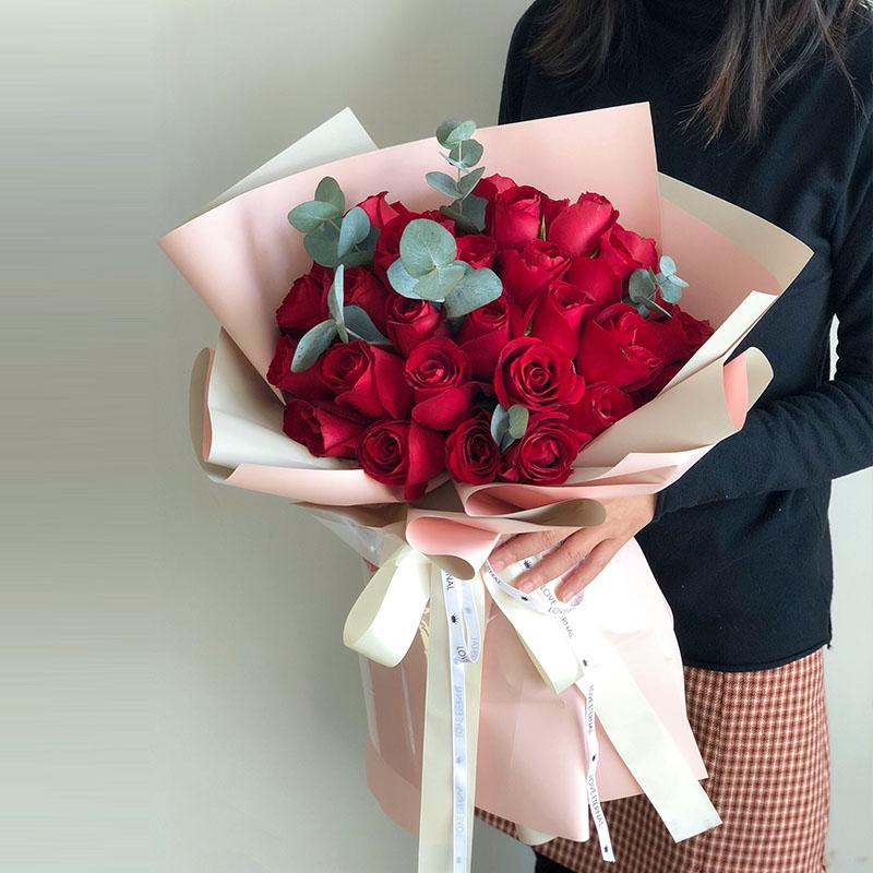 51支红玫瑰